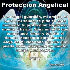 Spanish Inspirational Quotes, Inspirational Prayers, God Prayer, Prayer Quotes, Catholic Prayers In Spanish, Heaven Is Real, Archangel Prayers, Tips To Be Happy, Palm Reading