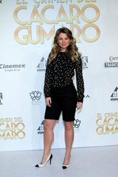 Ludwika Paleta presume sus mulsos - Yahoo Celebridades En Español