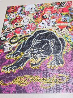 Ed Hardy puzzle