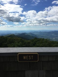 Brasstown Bald--Get a view of Georgia, Tennessee, North Carolina and South Carolina from the top of the mountain!