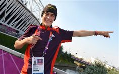 London 2012 Olympics: the volunteers who made the games