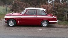 Triumph-Herald-13-60-1968-Stunning-Spitfire-Vitesse-OVERDRIVE-Twin-carbs-etc