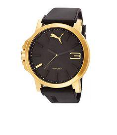 15da4b68fa9 Relógio Masculino Puma 96179GPPMDU5 Analógico 10 ATM - Lojas Renner