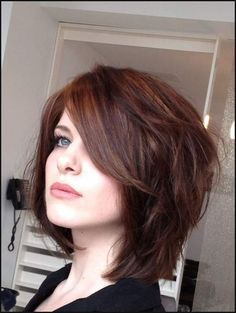 New Medium Length Hairstyles 2013 for Certain Facial Pictures | T ... | Einfache Frisuren