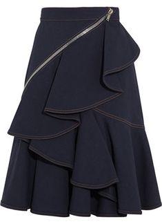 Фасоны и модели юбок для фигуры Прямоугольник