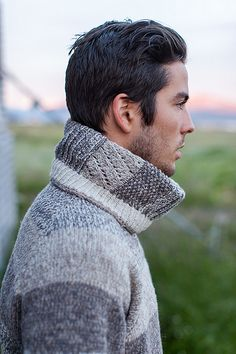 Ravelry: Hofsós Pullover pattern by Stephen West
