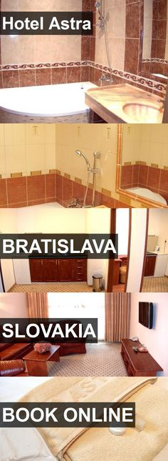 Hotel Astra in Bratislava, Slovakia. For more information, photos, reviews and best prices please follow the link. #Slovakia #Bratislava #travel #vacation #hotel
