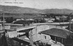 Plazas Y Calles De Ayer Y Hoy | Memorias del Viejo Pamplona
