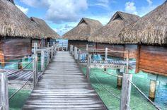 Where Earth Kisses Heaven - Bora Bora - 20 Places where earth kisses heaven
