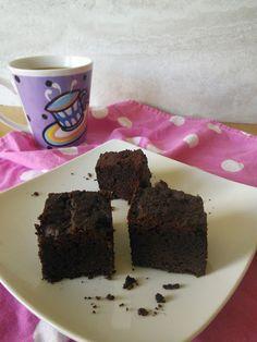 Gluten Free Black Bean Brownies Made With Organically Grown Vanilla Bean Powder