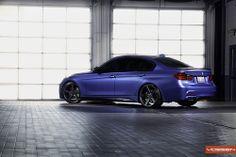BMW 3 Series - VVSCV3