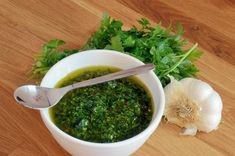 Authentic Chimichurri Sauce is easy to make and doubles as a marinade and sauce. Traditional chimichurri ingredients will flavor any dish! Chimichurri Sauce Recipe, Marinade Sauce, Citrus Vinaigrette, Salad Sauce, Seafood Salad, Cooking Recipes, Healthy Recipes, Sweet Sauce