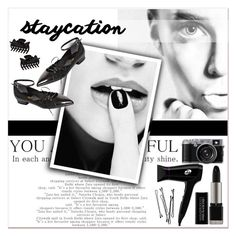 """""""Staycation"""" by janee-oss ❤ liked on Polyvore featuring mode, T3, De Siena, BOBBY, Dorothy Perkins, women's clothing, women, female, woman et misses"""