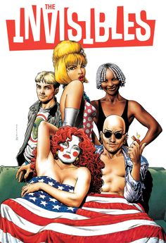 'The Invisibles,' Grant Morrison and Various