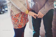 kristel & aidan:  engaged  |  edmonton wedding photographer