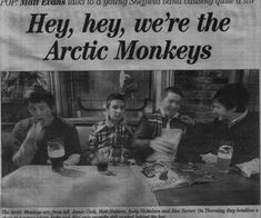 Image uploaded by Brê. Find images and videos about black and white, grunge and indie on We Heart It - the app to get lost in what you love. Arctic Monkeys Wallpaper, Monkey Wallpaper, Matt Helders, Do I Wanna Know, Monkey 3, The Last Shadow Puppets, Grunge, Alex Turner, Funny Posts