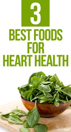 Bet foods for a healthy heart!