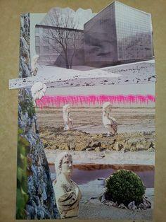 Collage by Alina Floroi