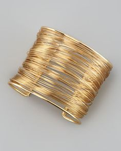 Love this wire cuff bracelet
