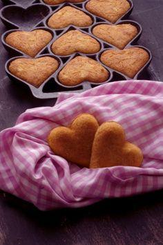 heart cornbread...cute!!!!
