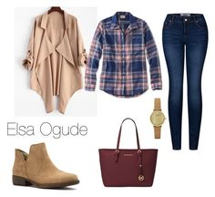 """""""Preppy Style"""" by elsaogude on Polyvore featuring L.L.Bean, 2LUV, Michael Kors, Rocket Dog and Emporio Armani"""