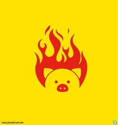 Menu Card Design, Chicken Logo, Cookbook Design, Woman Illustration, Kids Logo, Logo Food, Animal Logo, Social Media Design, Logo Inspiration