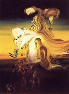 Salvador Dalí - The Profanation of the Host, 1929