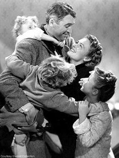 It's a Wonderful Life--The Ten Best Movies to Watch When You're Down