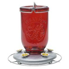 Perky-Pet 786 Red Mason Jar Glass Hummingbird Feeder Perky-Pet http://www.amazon.com/dp/B00ID8GZQO/ref=cm_sw_r_pi_dp_PjWVwb1WWSGHR