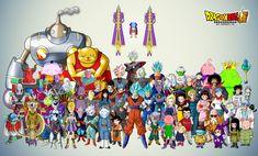 Poster dragon ball super by naironkr on DeviantArt Nerd Humor, Fandoms, Dragon Ball Gt, Marvel Characters, Nursery Rhymes, Dbz, Cartoon, Poster, Mc 12