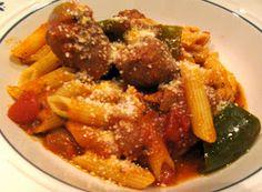 Rita's Recipes: Crock Pot Sausage & Peppers