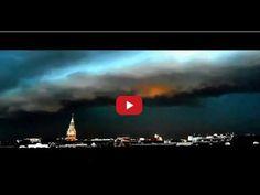 HAARP Strange Clouds – Extreme Weather Phenomena – 2015
