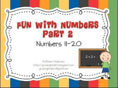 Teen Numbers & Place Value Fun!