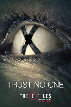 """I want to believe: 3 Neue Poster zu """"Akte X"""" - Serien - DVD-Forum.at"""