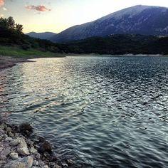Lake of Casoli, Abruzzo,#Italy