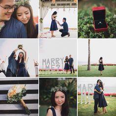 Wedding proposal . Courtesy of Punyanphoto Bali