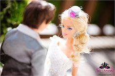 Cuando éramos niñas soñábamos con la boda de Barbie y Ken. Beatrice Guigne la hizo realidad para todas.