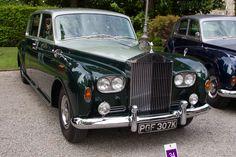 Rolls-Royce Phantom VI Pullman Limousine - Chassis: PRH4658 - Entrant: Brett Gage - 2015 Concorso d'Eleganza Villa d'Este