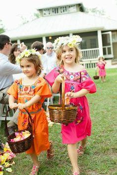 REVEL: Fiesta Flower Girls