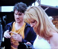 Jeremy Davies and Helen Hunt Twister 1996, Lois Smith, Philip Seymour Hoffman, Cary Elwes, Jeremy Davis, Helen Hunt, Movie Stars, Actors, Hair Styles