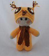 Ravelry: Little Owl Baby pattern by Joanne Jordan