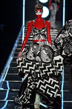 Christian Dior Fall 2003 Ready-to-Wear Collection latex fabricated by Omi from Vin and Omi - now at www.vinandomi.com