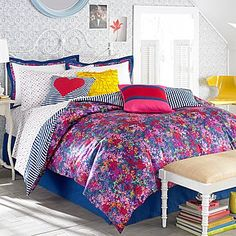 Teen Vogue® Sweet Floral Comforter Set