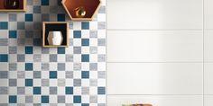 PIASTRELLE PLAY, bathroom modern ceramica double-fired wall tile [AM PLAY 2]