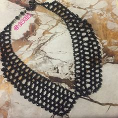 Jeweled black Peter Pan necklace bib Never worn bought for a shoot. Ask questions or comment if interested J. Crew Jewelry Necklaces