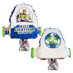 Toy Story Buzz Lightyear Jetpack Pinata - Kids Party Pinatas
