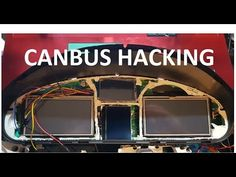 Canbus Hacking Stage the new display Arduino Projects, Jukebox, My Dream, Stage, Tech, Hacks, Patio, Display, Youtube