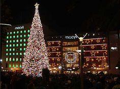 2015 - 2016 Holiday Events Union Square   Tree Lighting, Ice ...