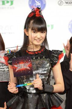 BABYMETALがCDショップ大賞!SU-METAL「すごくドキドキ」(画像 2/13) - 音楽ナタリー