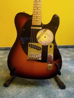 Retro pickguard for Fender Telecaster (real vinyl)  www.facebook.com\graverik
